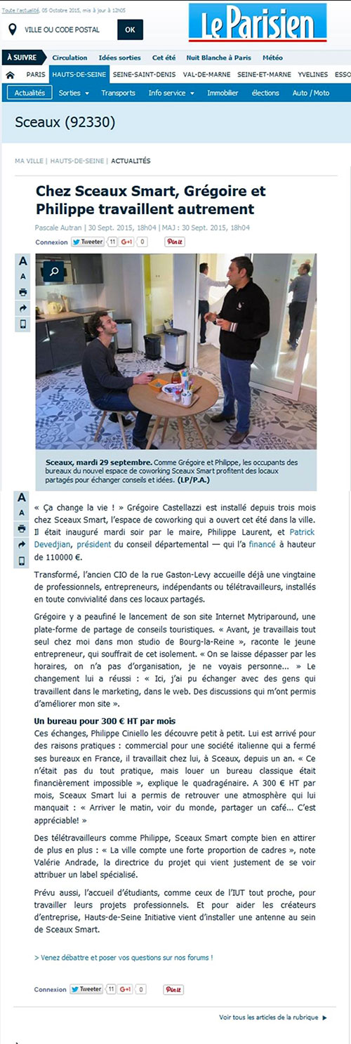 article Sceaux smart 30 sept 2015